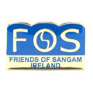 Friends of Sangam Badges
