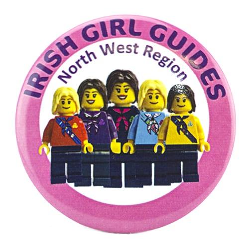 North West Region Badge