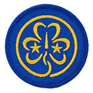World Badge cloth